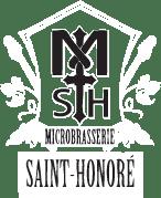 Logo Microbrasserie Saint-Honoré
